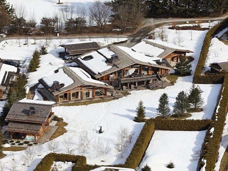 Casa Unifamiliar por un Venta en Chalet village des Bois Other Rhone-Alpes, Ródano-Alpes 74400 Francia