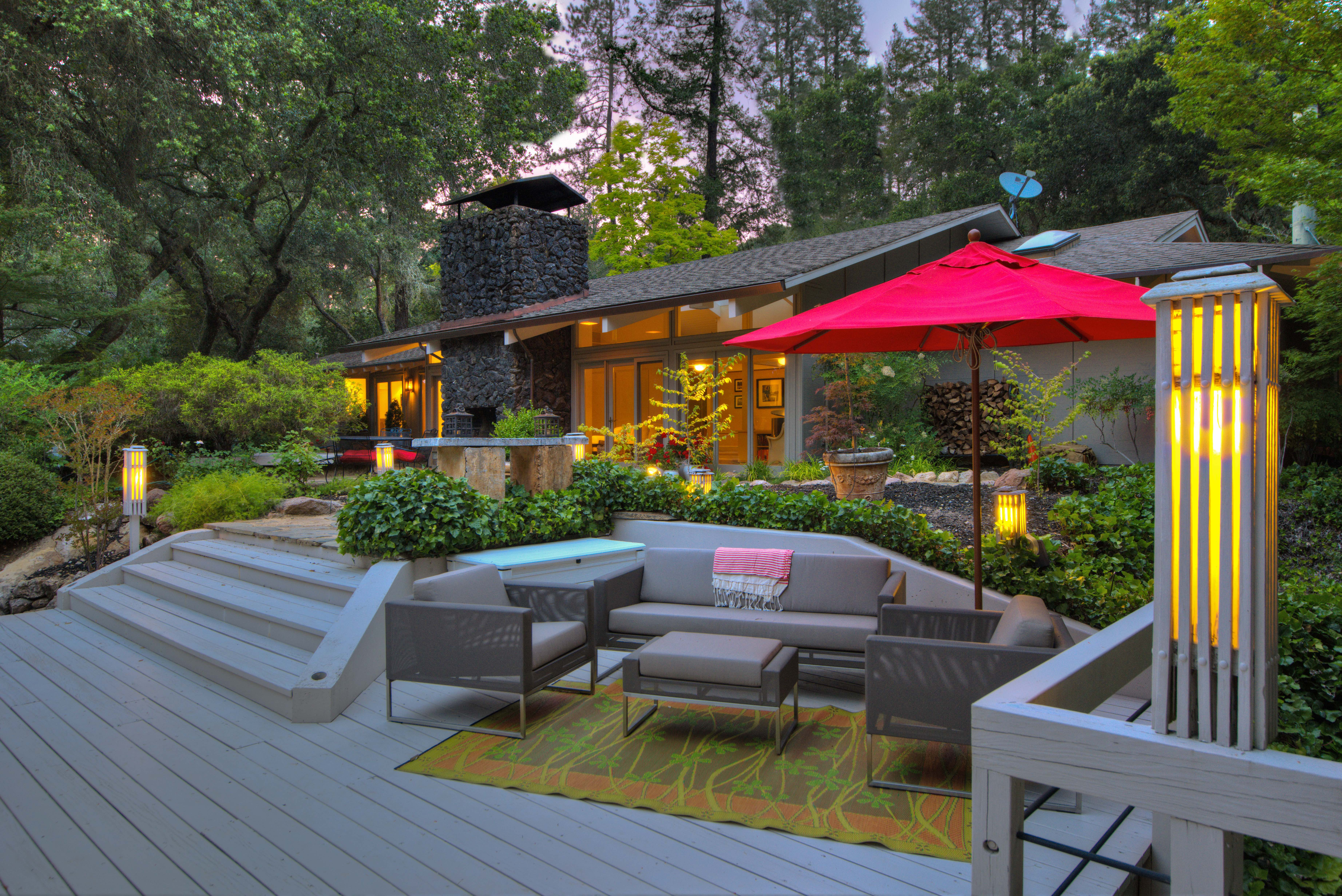 Single Family Home for Sale at Charming Meadowood Country Club Setting 540 Meadowood Lane St. Helena, California, 94574 United States