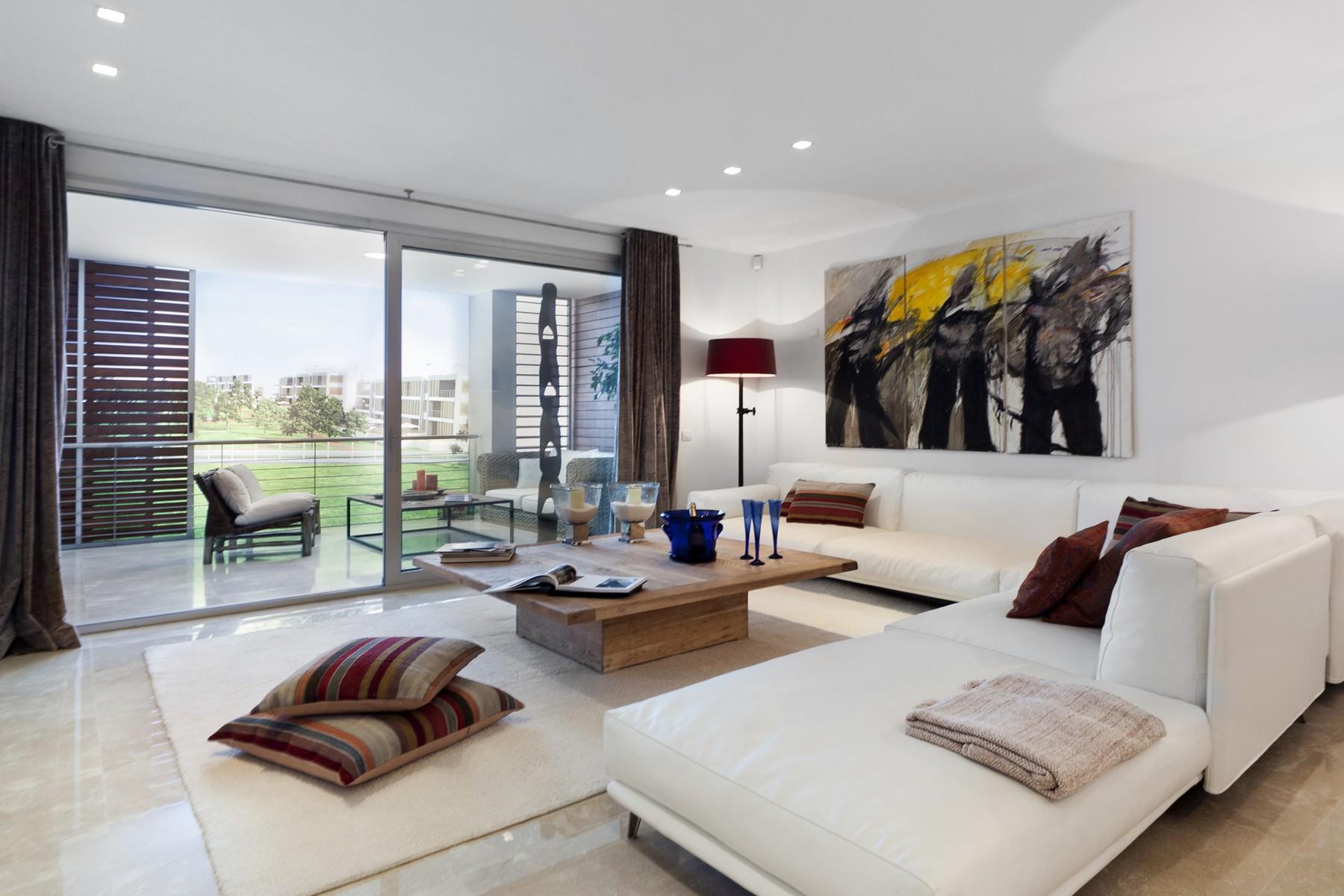 Частный односемейный дом для того Продажа на Newly- built penthouse en Bendinat Palma, Майорка 07001 Испания