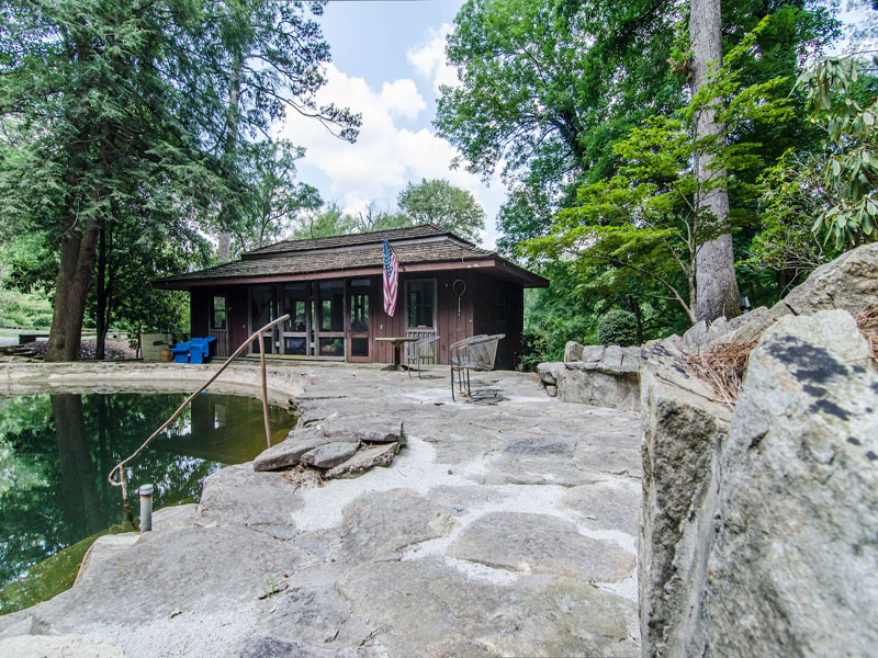 Property Of Stunning Riverfront Property In Buckhead