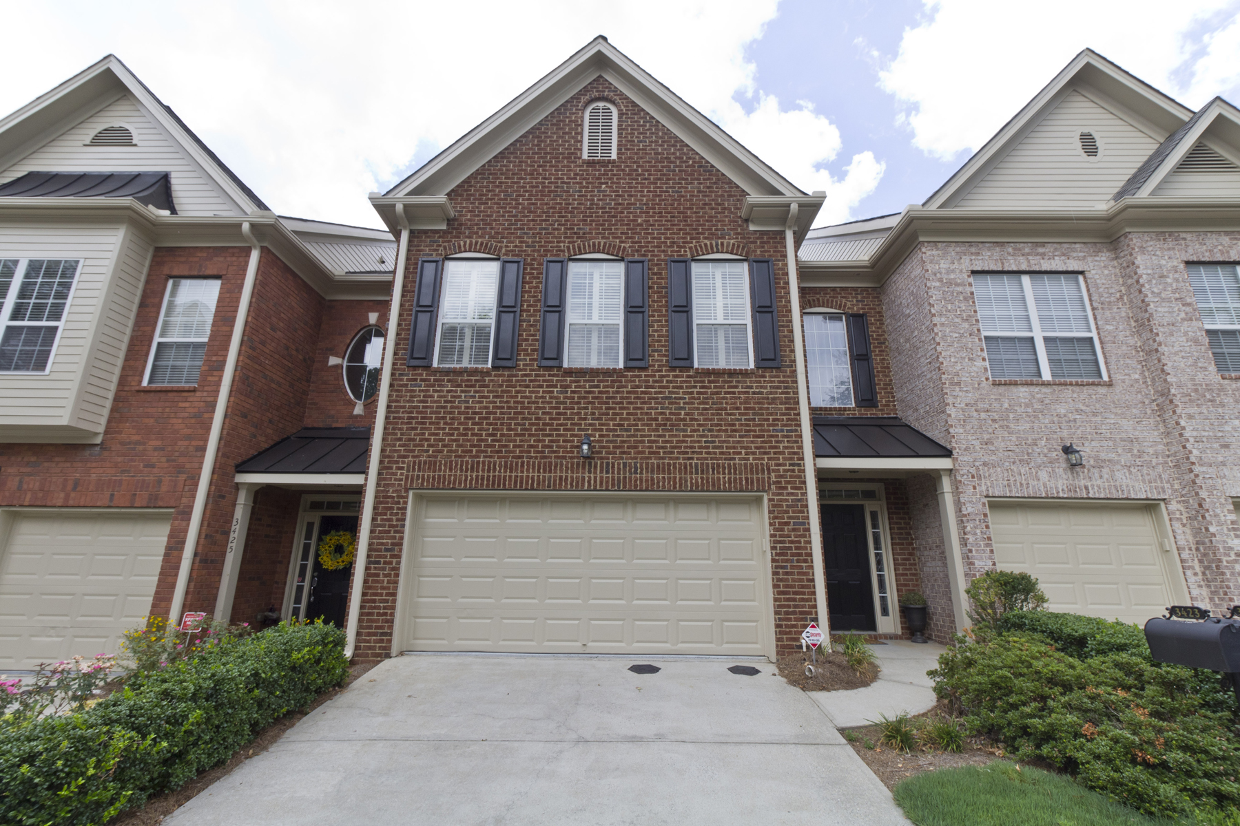 sales property at Updated Townhome With Courtyard