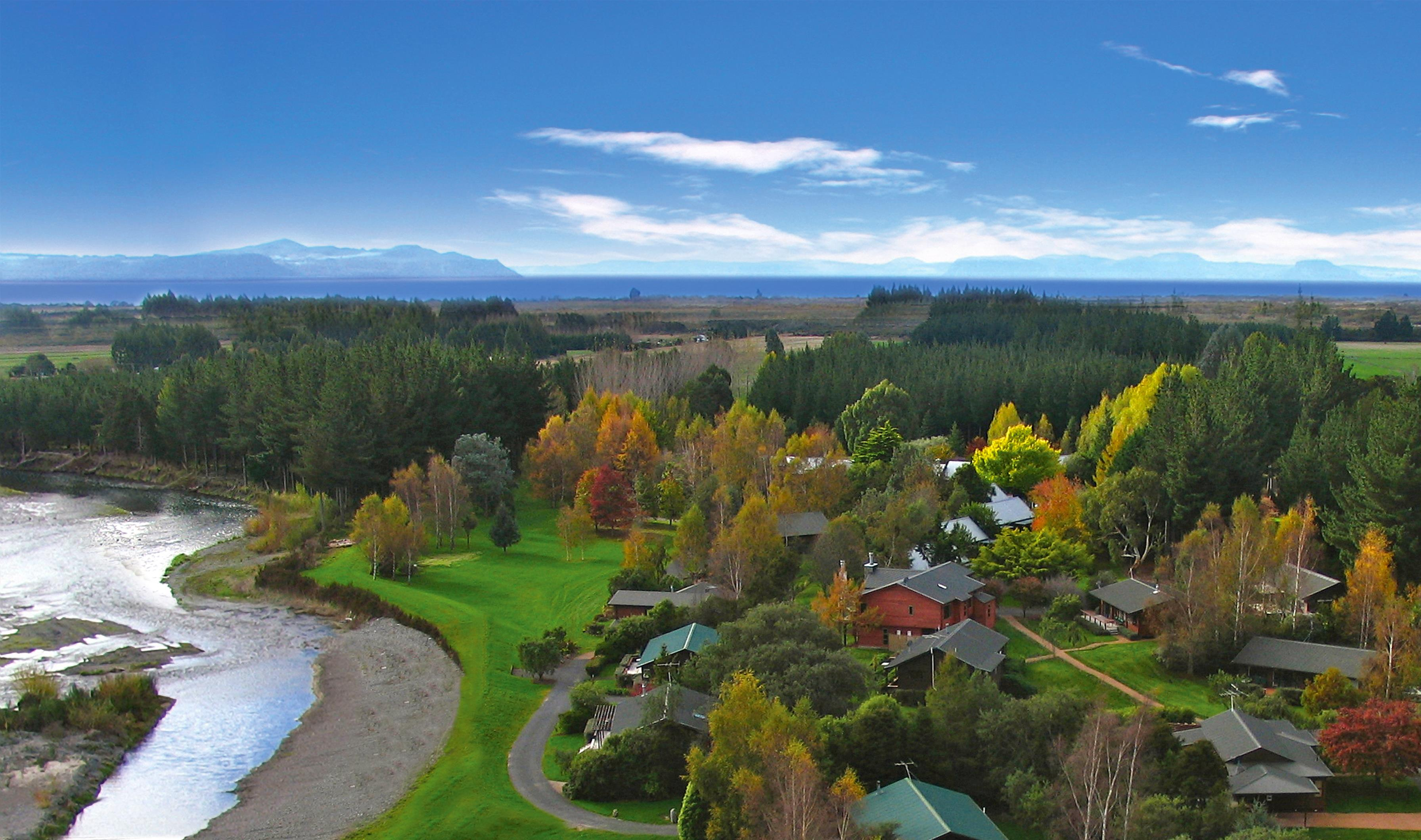 sales property at Tongariro Lodge
