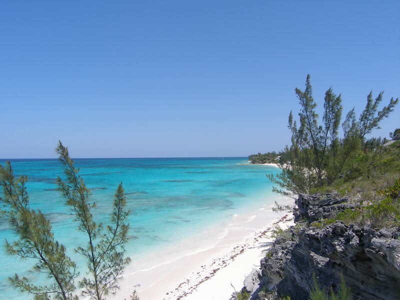Land for Sale at Waterfront Acreage Palmetto Point, Eleuthera Bahamas
