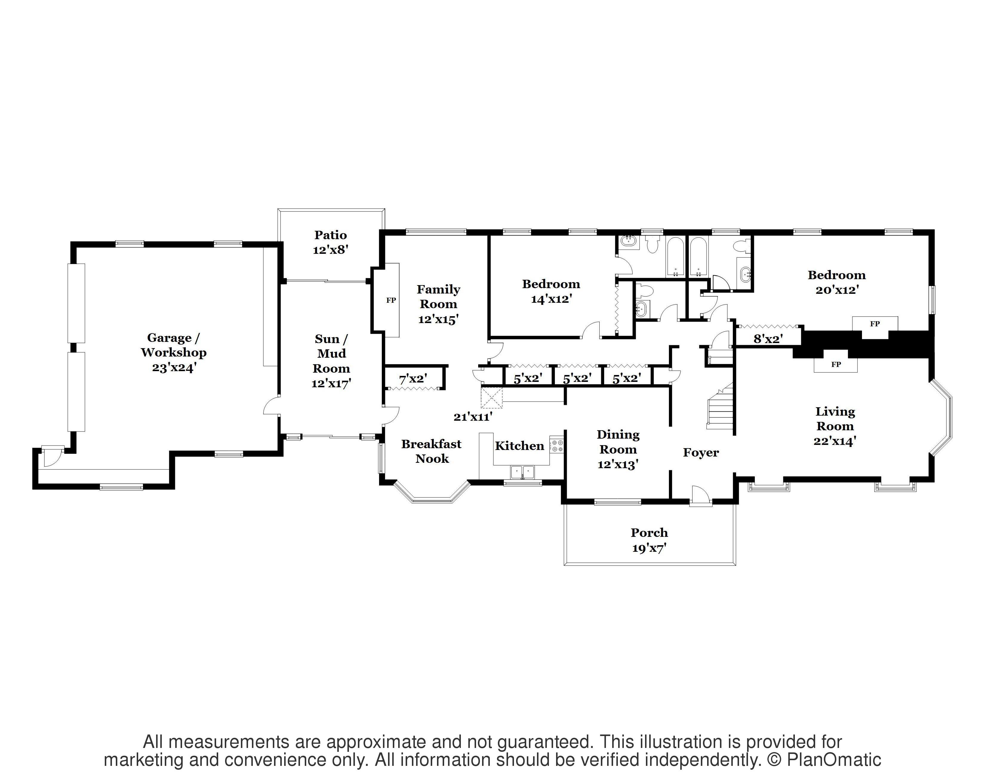 Частный односемейный дом для того Продажа на Engaging Design - Hopewell Township 1181 Bear Tavern Road Titusville, Нью-Джерси 08560 Соединенные Штаты