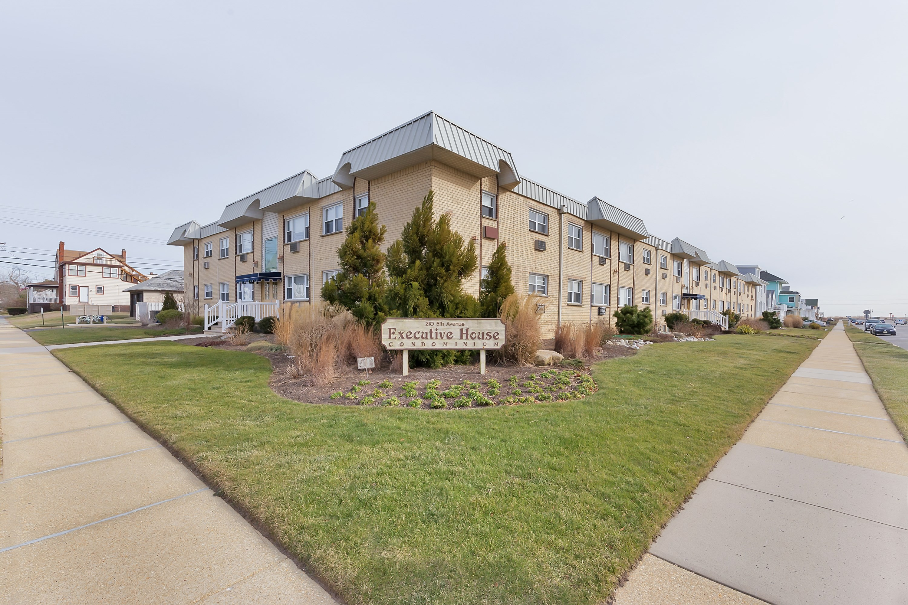 Condominium for Sale at Condo Near Beach 210 5th Ave Unit 12 Belmar, New Jersey 07719 United States
