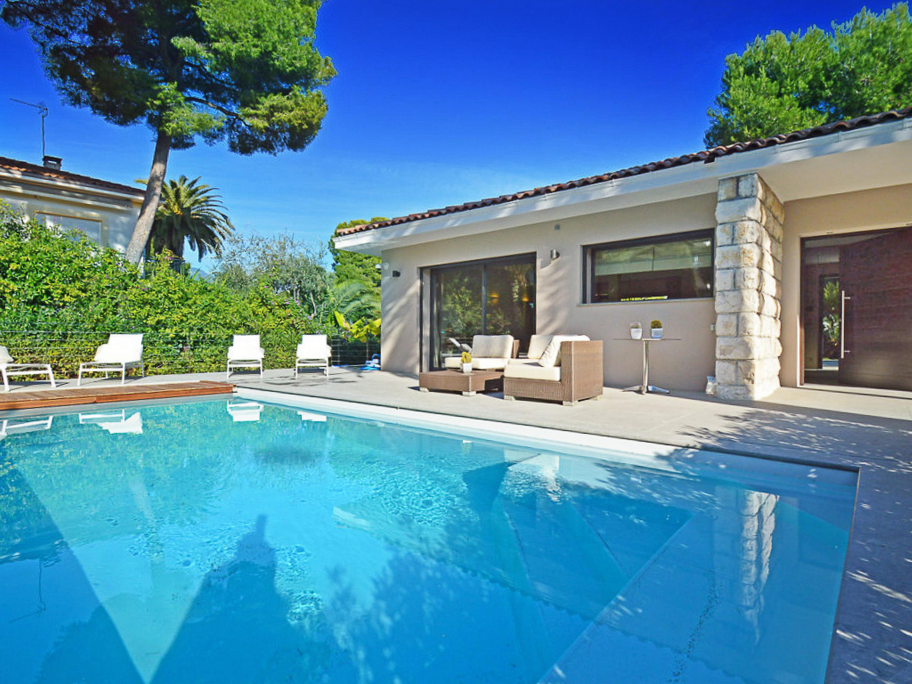 Property For Sale at New modern villa in the heart of Cap Martin