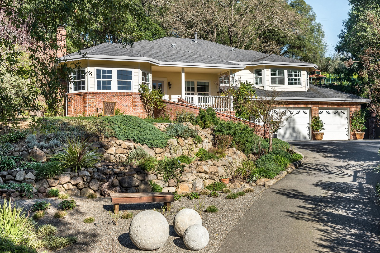 Single Family Home for Sale at 420 McDonough Heights Healdsburg, California, 95448 United States