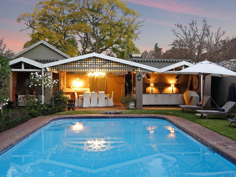 Single Family Home for Sale at Quality is remembered long after price is forgotten – Gucci Johannesburg, Gauteng, 2192 South Africa