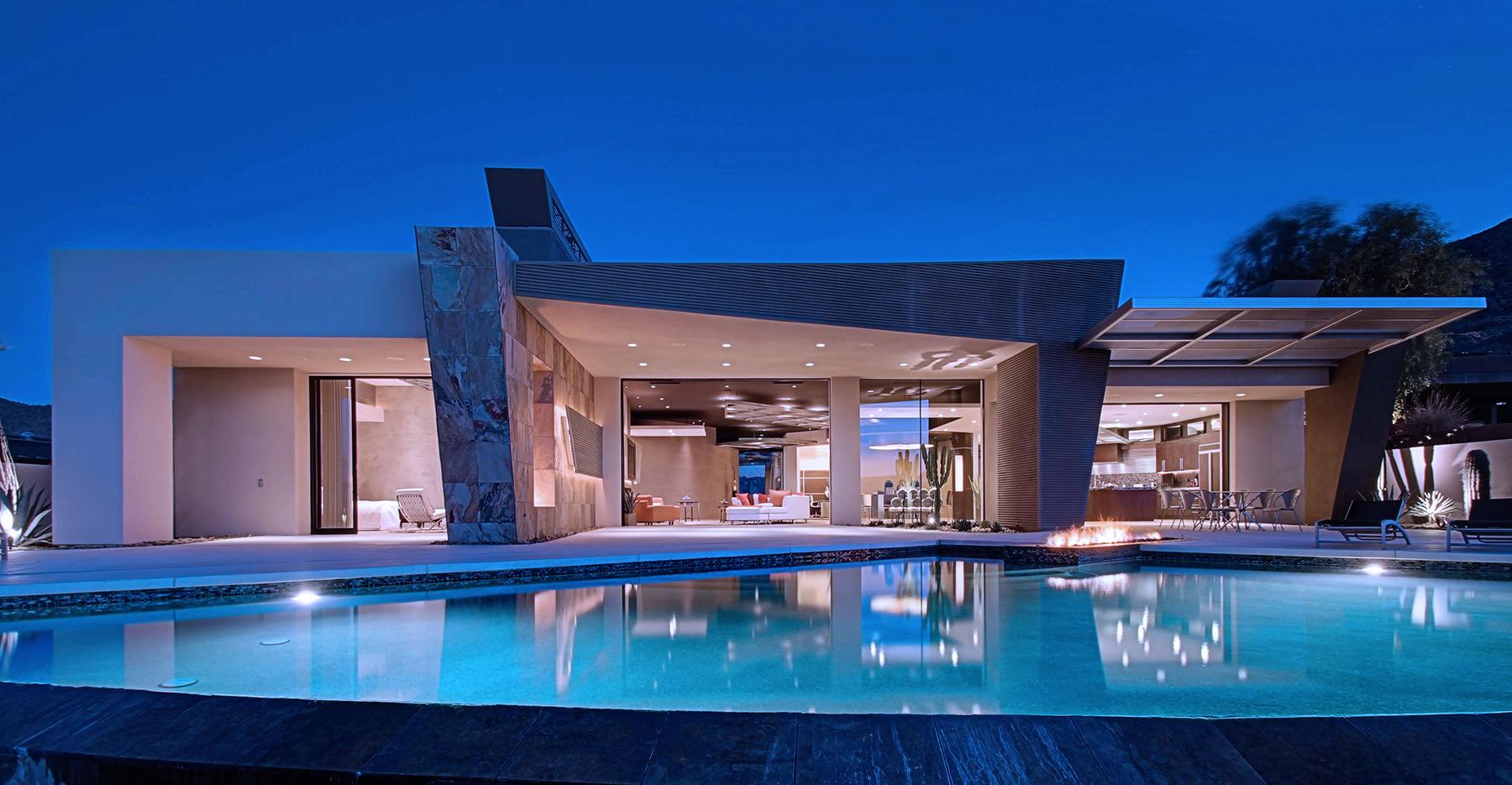 Maison unifamiliale pour l Vente à 25 Sierra Vista Dr Rancho Mirage, Californie 92270 États-Unis