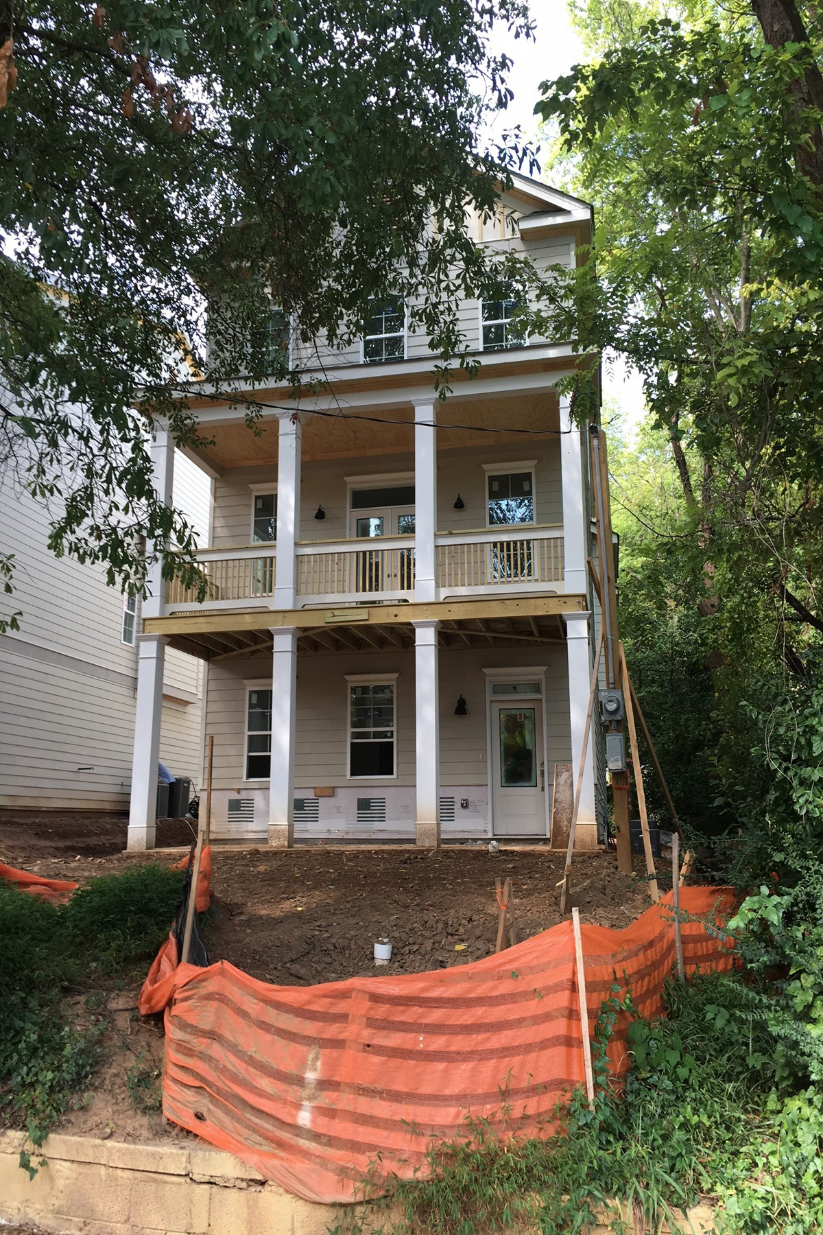 Additional photo for property listing at New Construction Near Georgia Tech 1078 Snyder Street NW Atlanta, Georgië 30318 Verenigde Staten