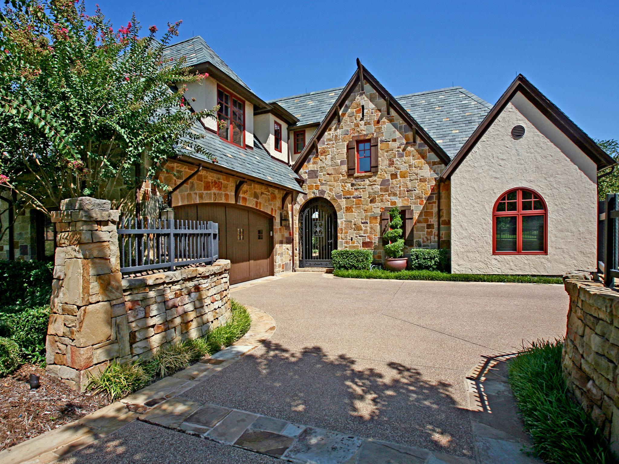 Maison unifamiliale pour l Vente à Lovely Villa in Vaquero 2207 Cedar Elm Terrace Westlake, Texas, 76262 États-Unis