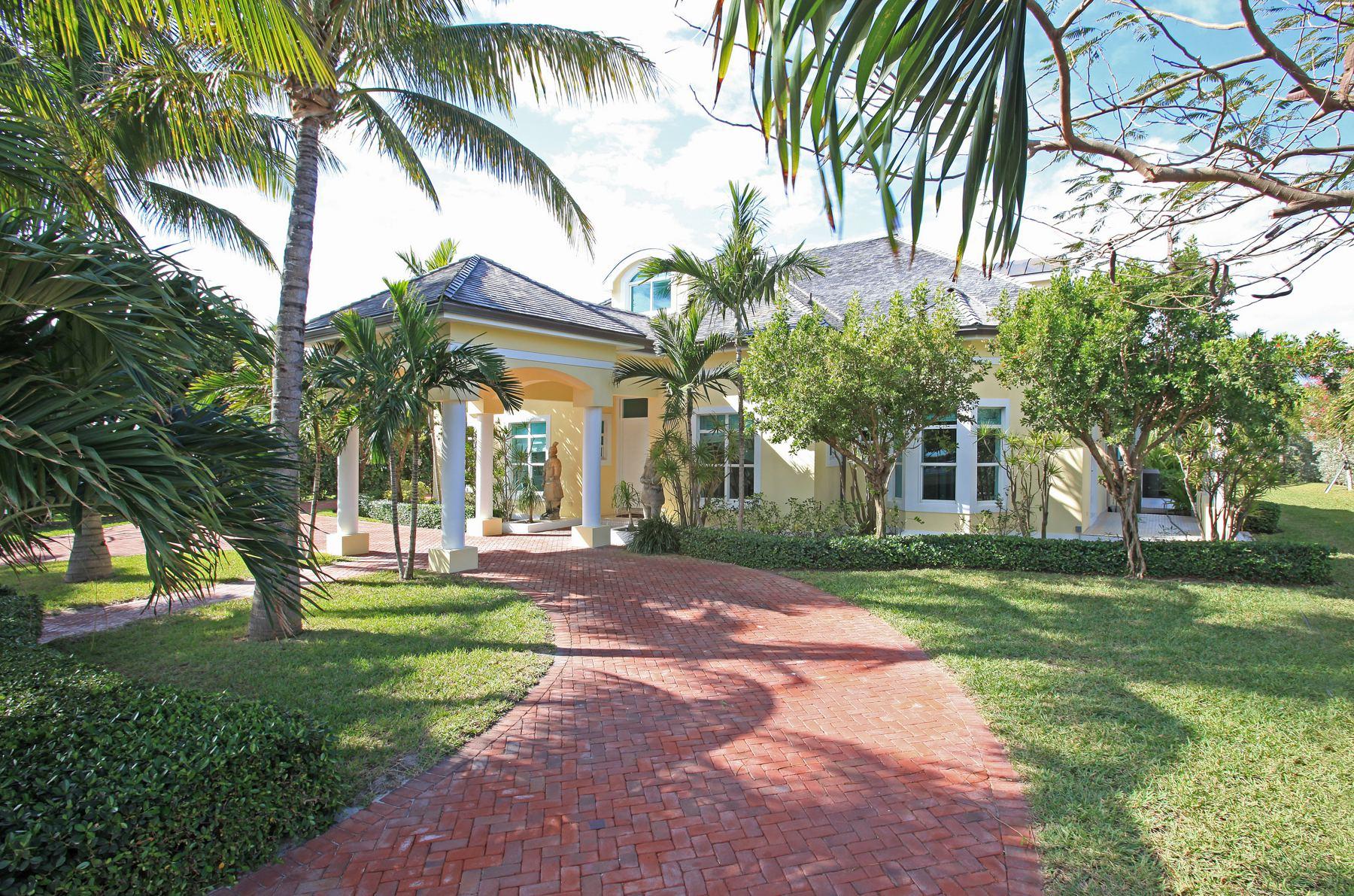 Single Family Home for Rent at Ocean Club Estates #22 Ocean Club Estates, Paradise Island, Nassau And Paradise Island Bahamas