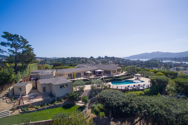 Casa Unifamiliar por un Venta en 281 Blackfield Drive Tiburon, California 94920 Estados Unidos