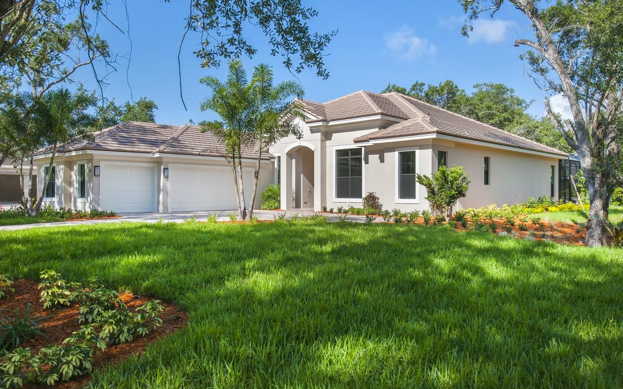 rentals property at Brand New Arthur Rutenberg Home