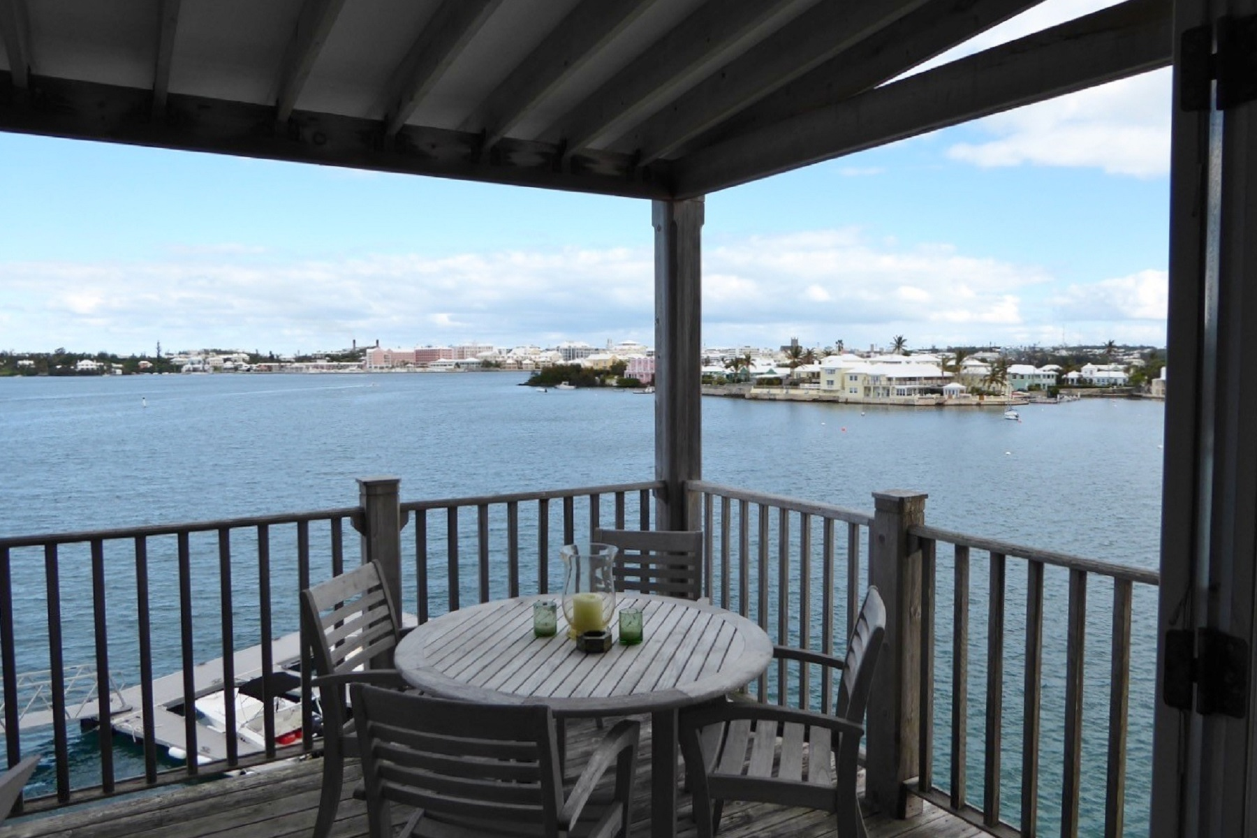 Condominium for Sale at The Wharf, Unit 17 1 Harbour Road Paget, PG01 Bermuda