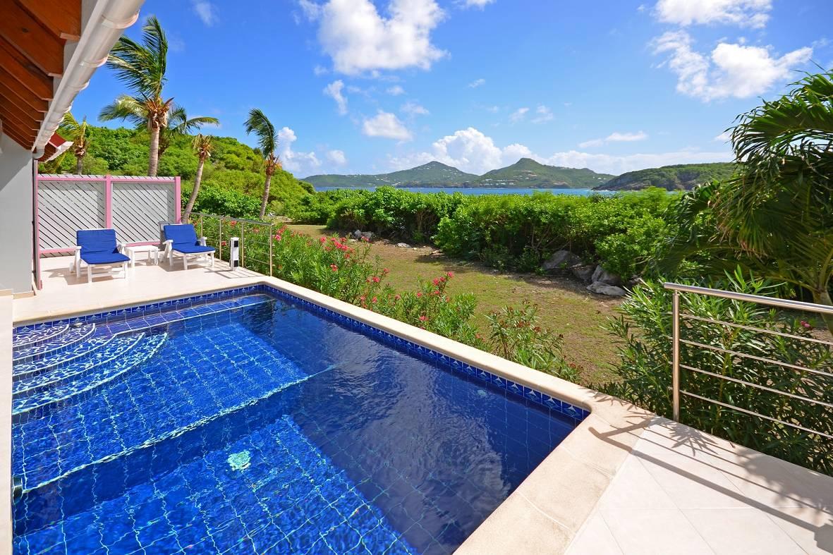 独户住宅 为 销售 在 Villa Rosebud Anse des Cayes, , 97133 Anse Des Cayes, 97133 圣巴泰勒米岛