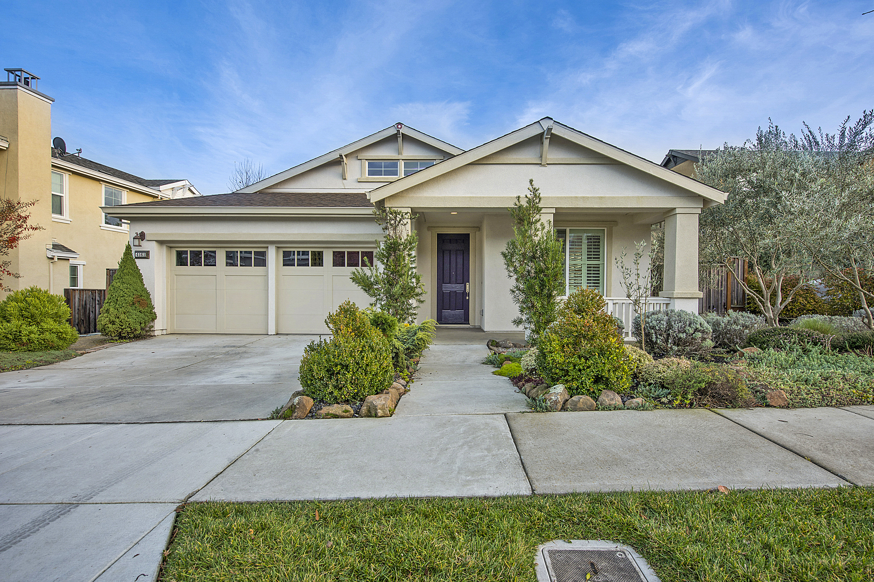 Single Family Home for Sale at 4161 Casper Way Napa, California, 94558 United States