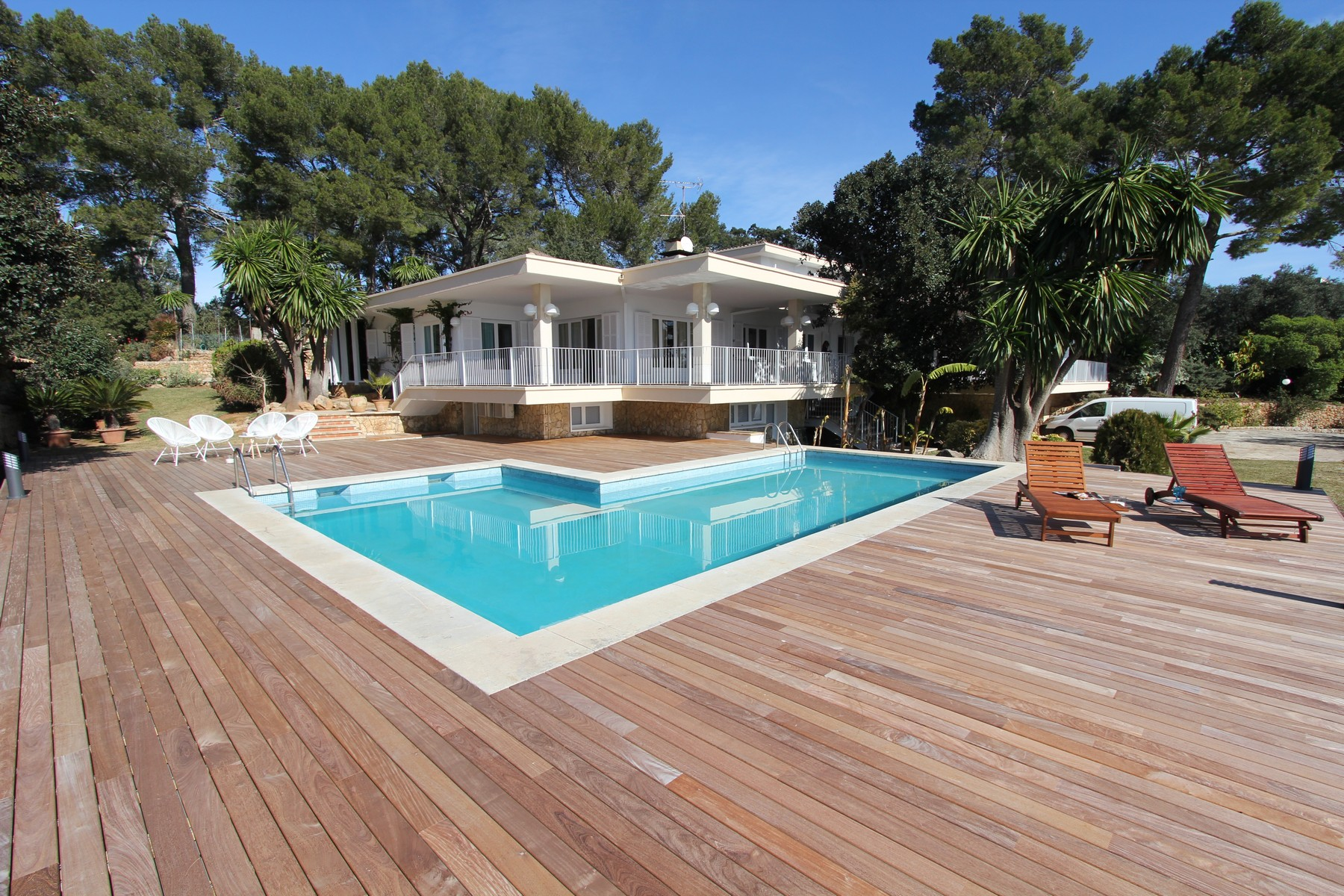 Single Family Home for Sale at Villa with stunning views in S`Ermita Inca, Mallorca, 07430 Spain