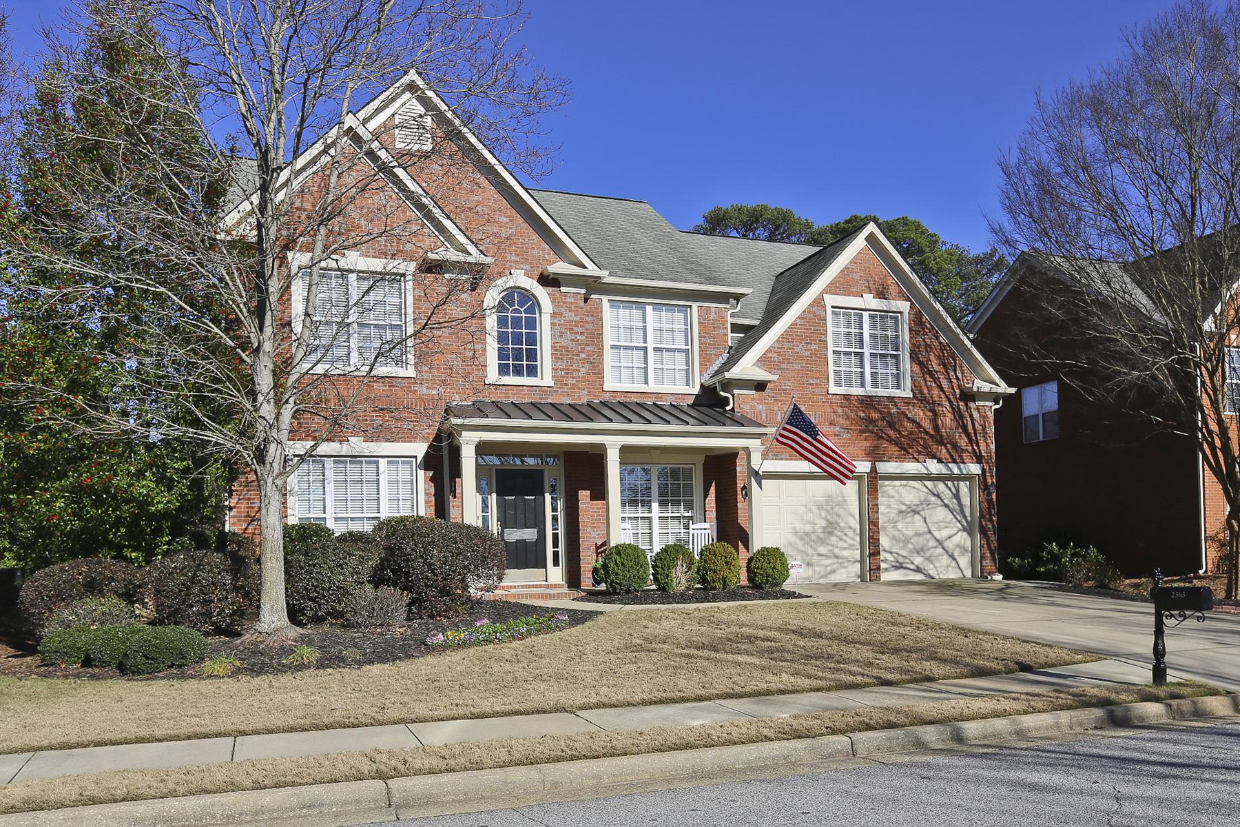 一戸建て のために 売買 アット Beautiful Updated Home In Vinings 2363 Rosebrook Crossing Atlanta, ジョージア 30339 アメリカ合衆国