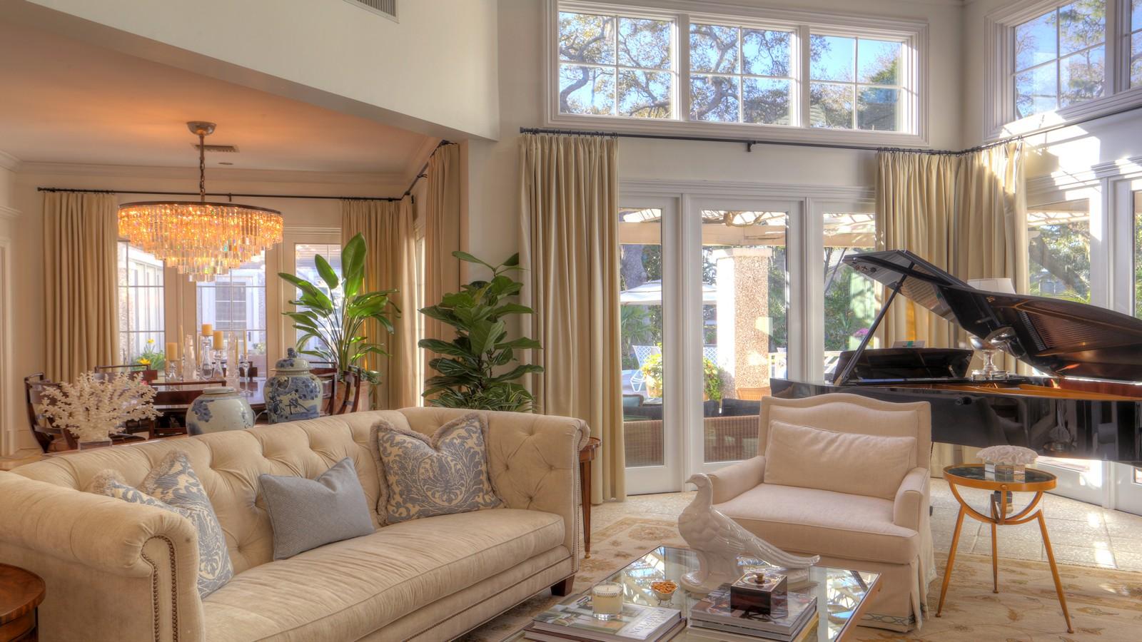 Частный односемейный дом для того Продажа на 5307 Oglethorpe Dr 5307 Oglethorpe Drive Sea Island, Джорджия 31561 Соединенные Штаты