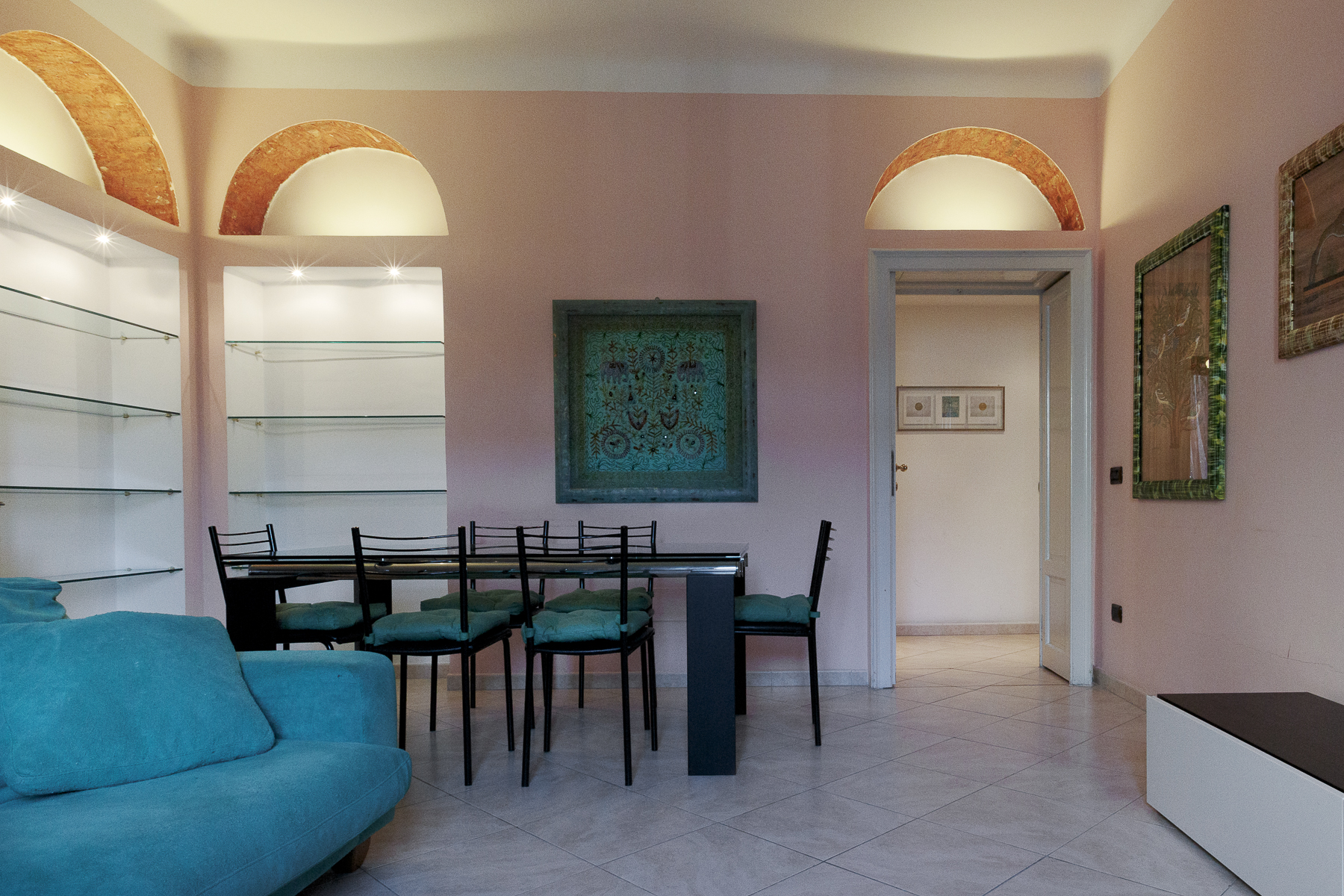 Additional photo for property listing at Refined apartament in historical building Via Broggi Milano, Milan 20123 Italy