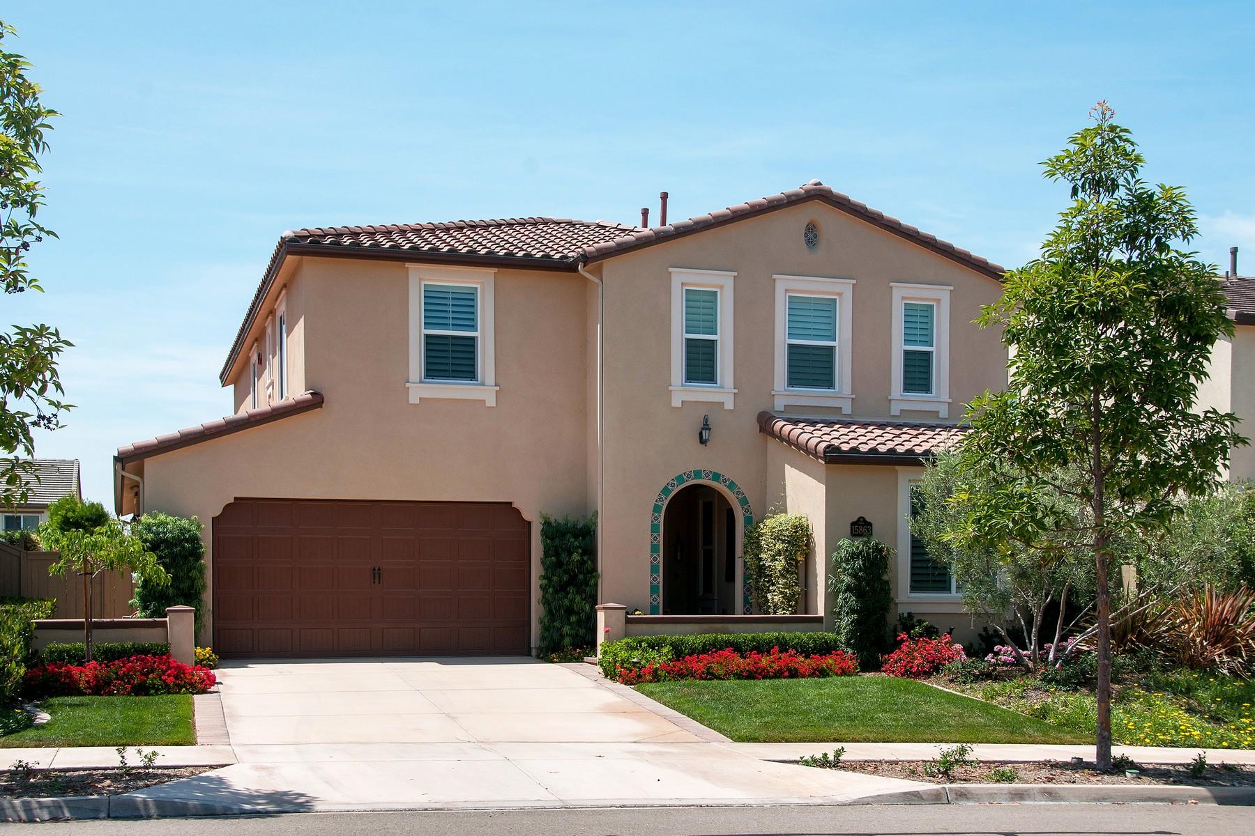 Vivienda unifamiliar por un Venta en 15863 Monte Alto Terrace San Diego, California 92127 Estados Unidos