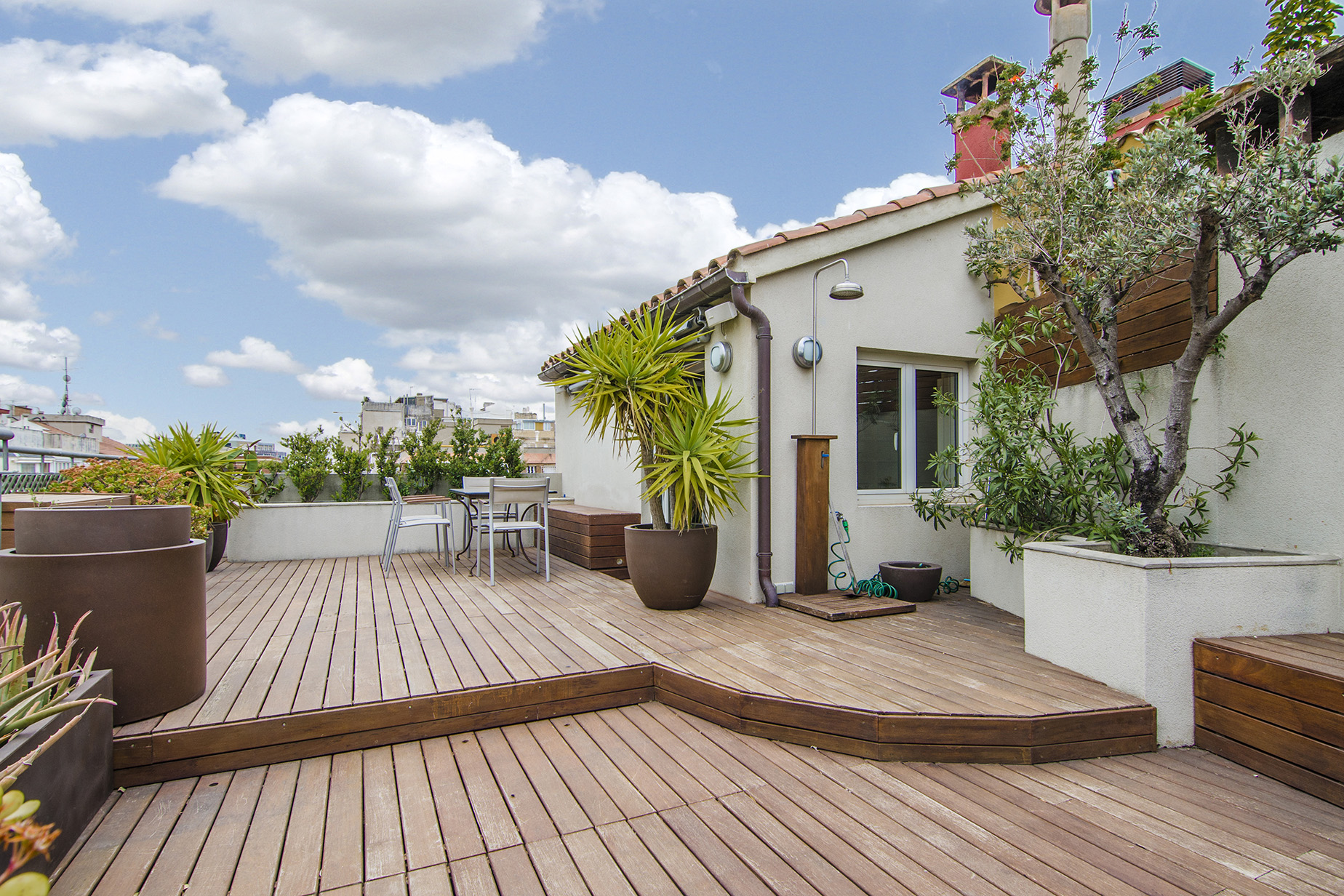 Property For Sale at Modern penthouse-duplex with nice terrace in Sant Gervasi, Barcelona