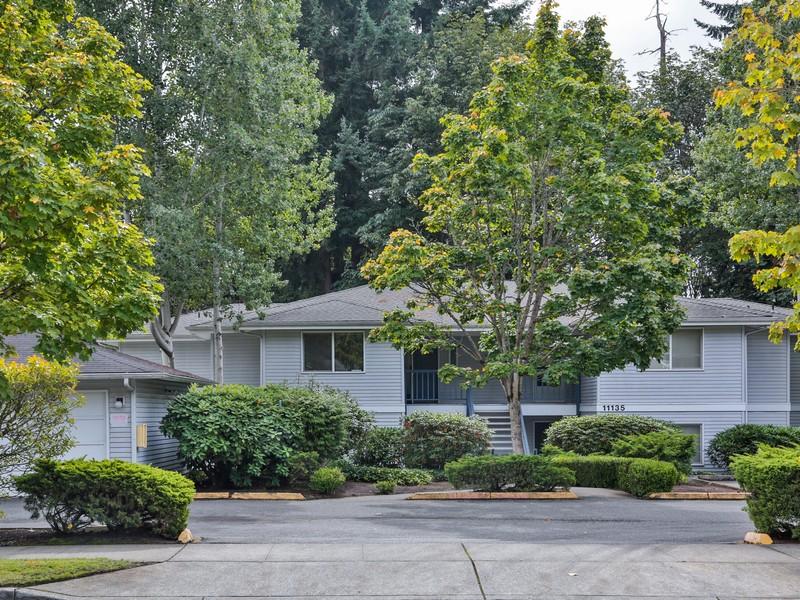 Multi-Family Home for Sale at Terrific 4-PLEX In Totem Lake/Jaunita 11135 NE 128TH St Kirkland, Washington 98034 United States