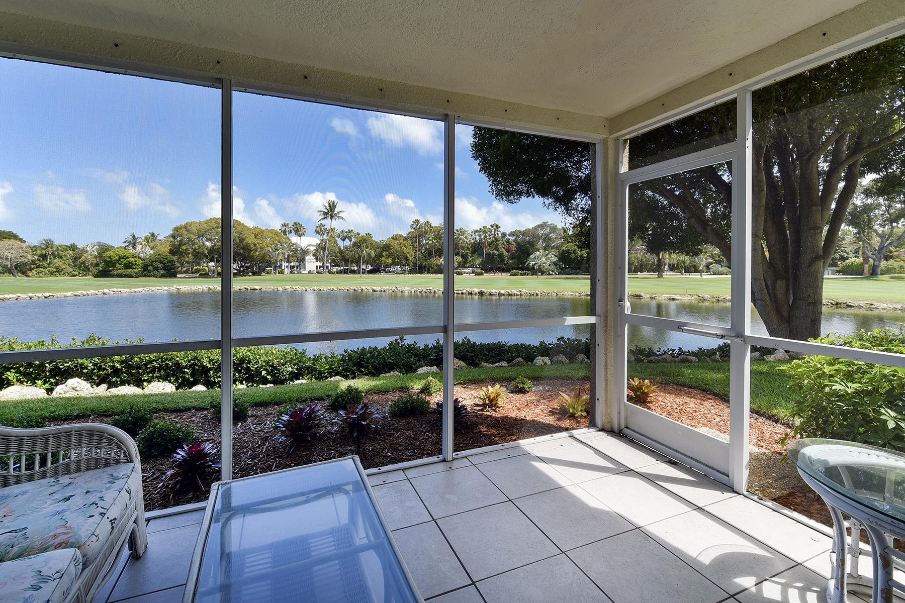 共管式独立产权公寓 为 销售 在 Golf Course Living at Ocean Reef 7 Lakeside Lane, Unit A Ocean Reef Community, 拉哥, 佛罗里达州, 33037 美国