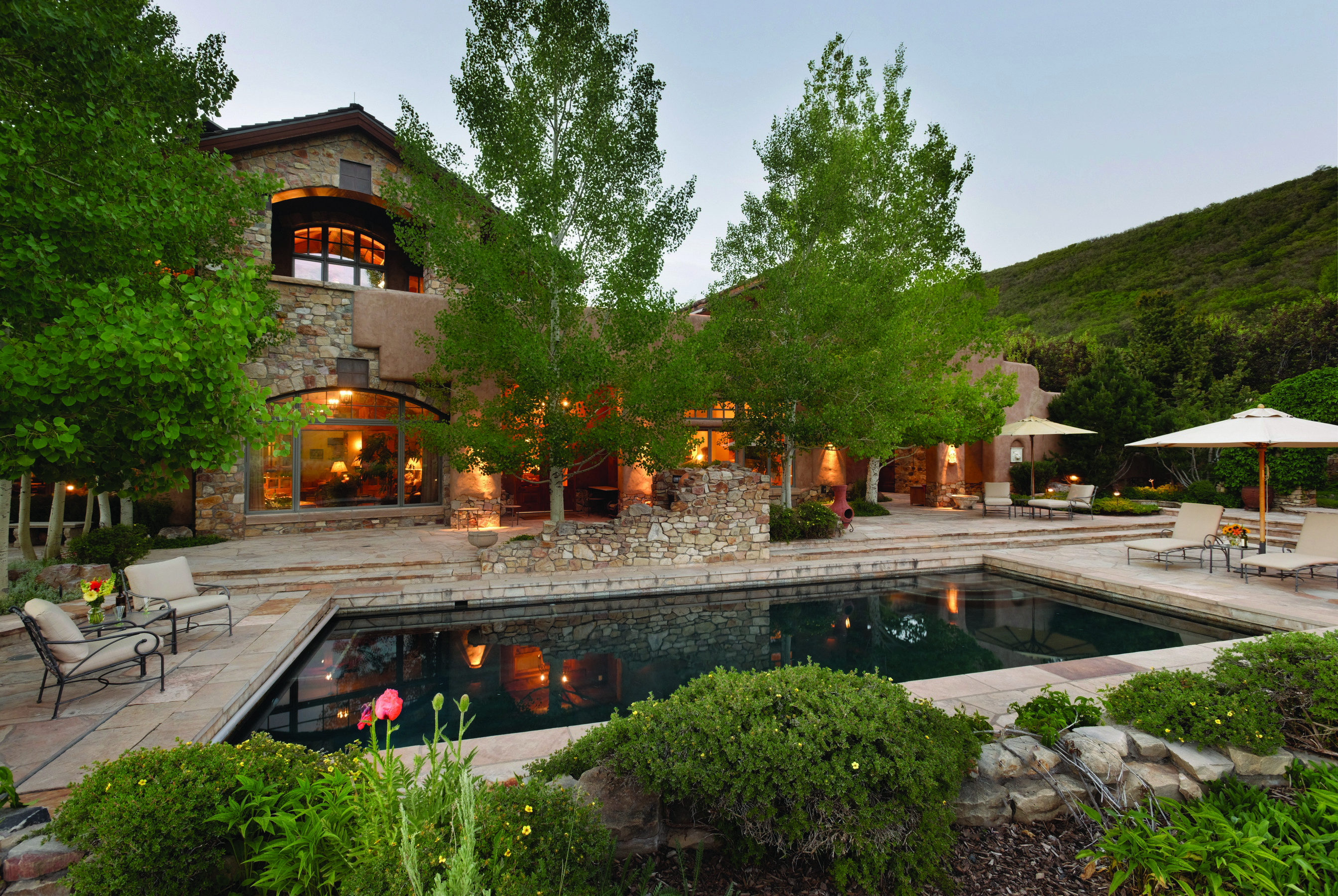 Property For Sale at Tuscan Estate in Old Snowmass