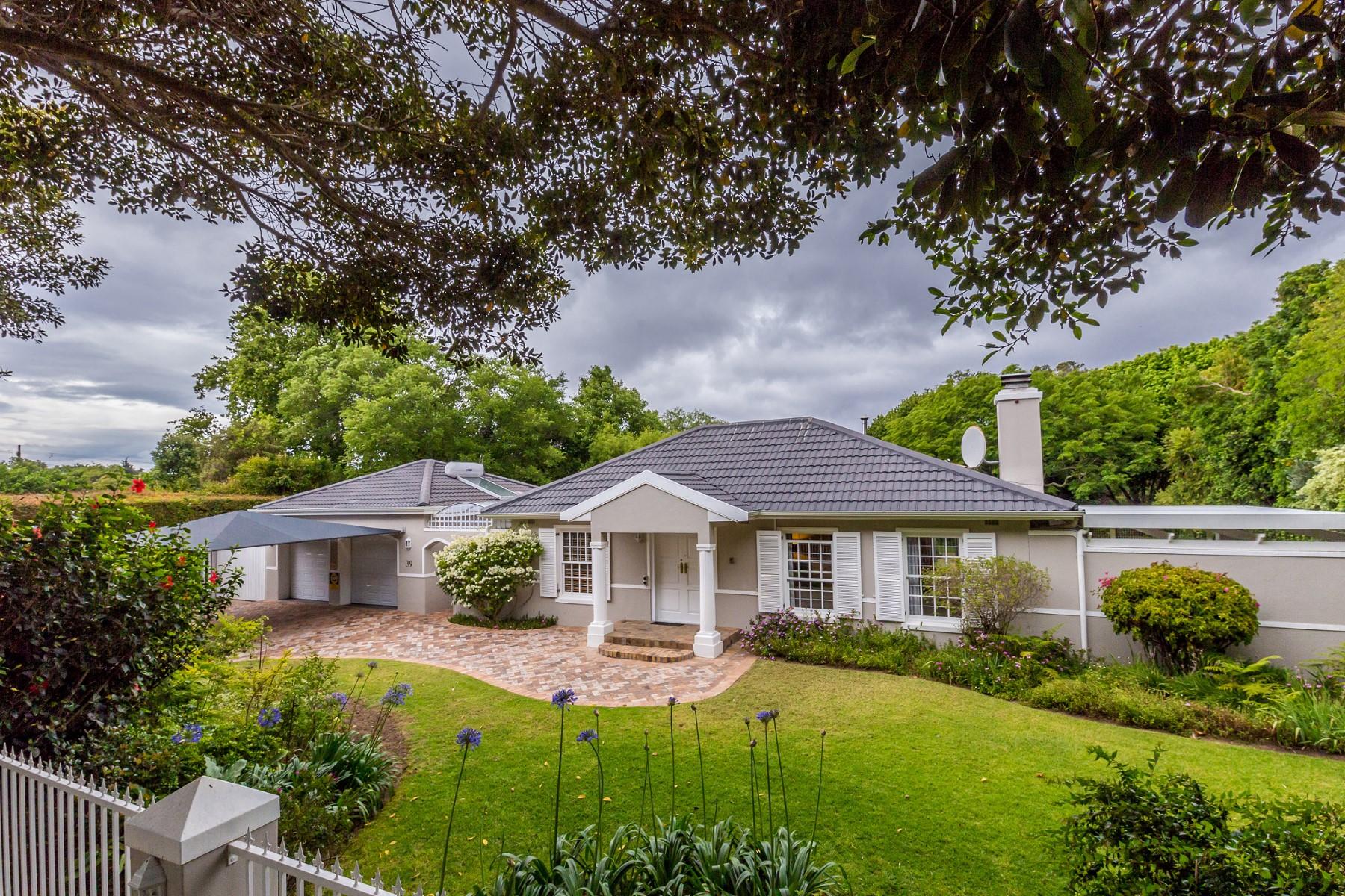 단독 가정 주택 용 매매 에 Constantia Cape Town, 웨스턴 케이프, 7806 남아프리카