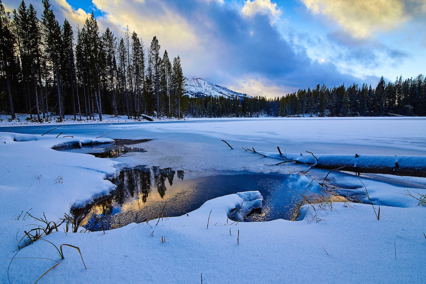Земля для того Продажа на Ulery's Lakes Lot 21 Big Sky, Монтана 59716 Соединенные Штаты