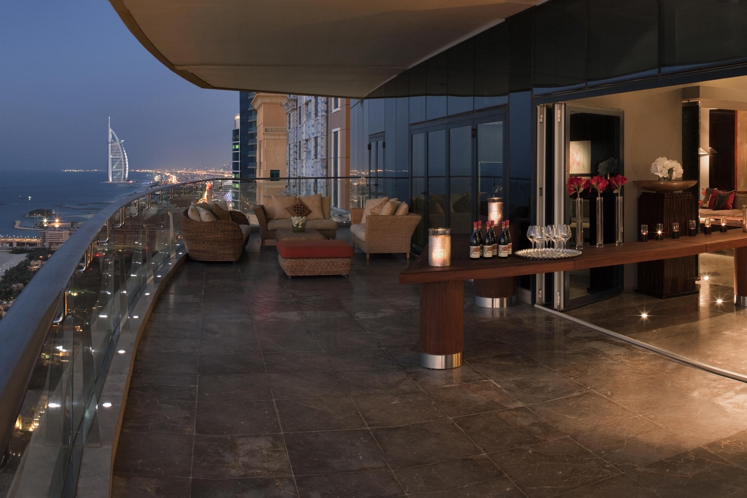 Квартира для того Продажа на Dubai's Most Prestigious Full Floor Penthouse Dubai Marina, Dubai, Объединенные Арабские Эмираты