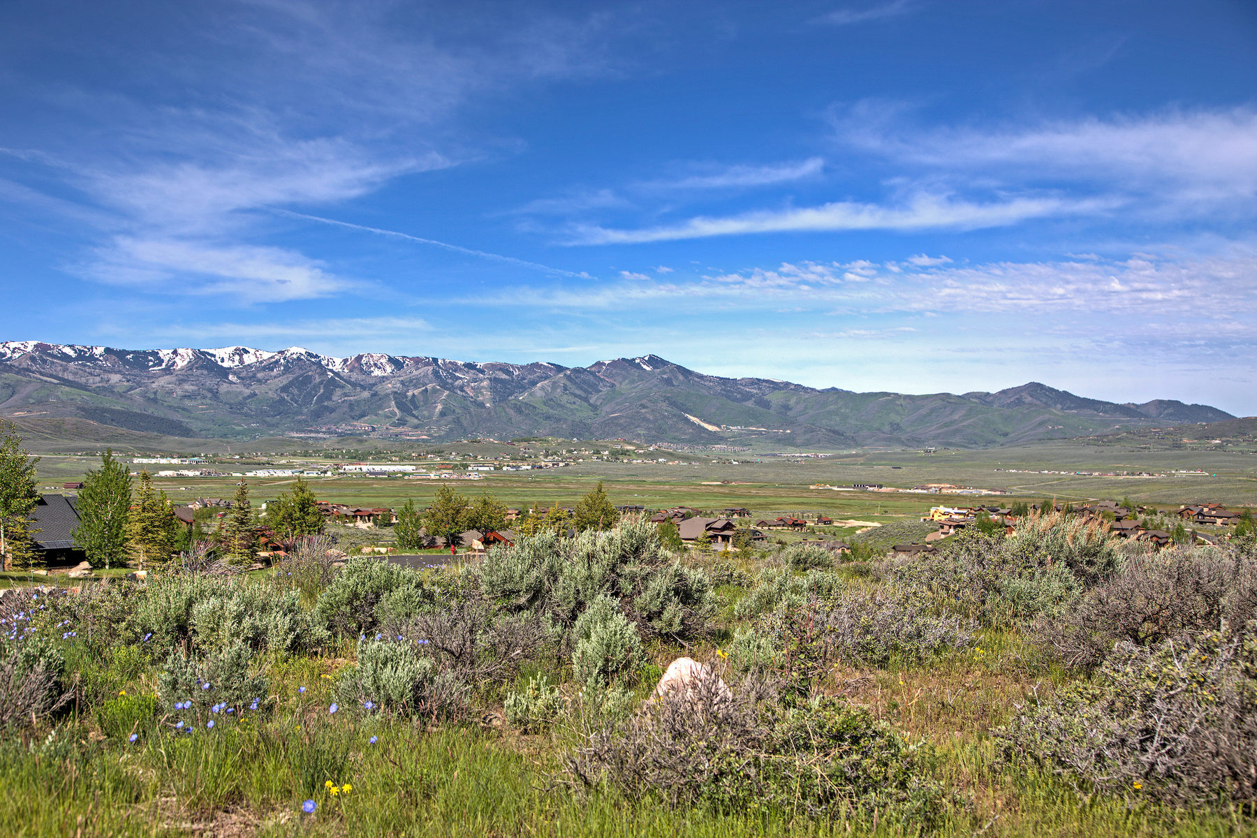 Land for Sale at Fabulous One Acre View Lot In Sunset Ridge With 115,000 Golf Membership Deposit 2979 Saddleback Rdg Lot 35 Park City, Utah, 84098 United States