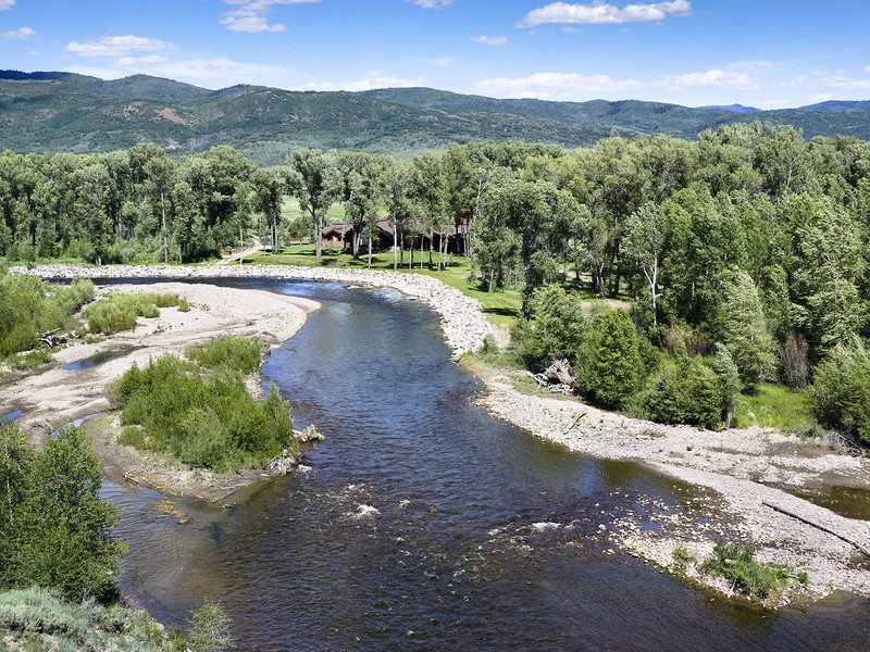 Fattoria / ranch / campagna per Vendita alle ore Elk River Ranch 25563 RCR 54 Steamboat Springs, Colorado, 80487 Stati Uniti