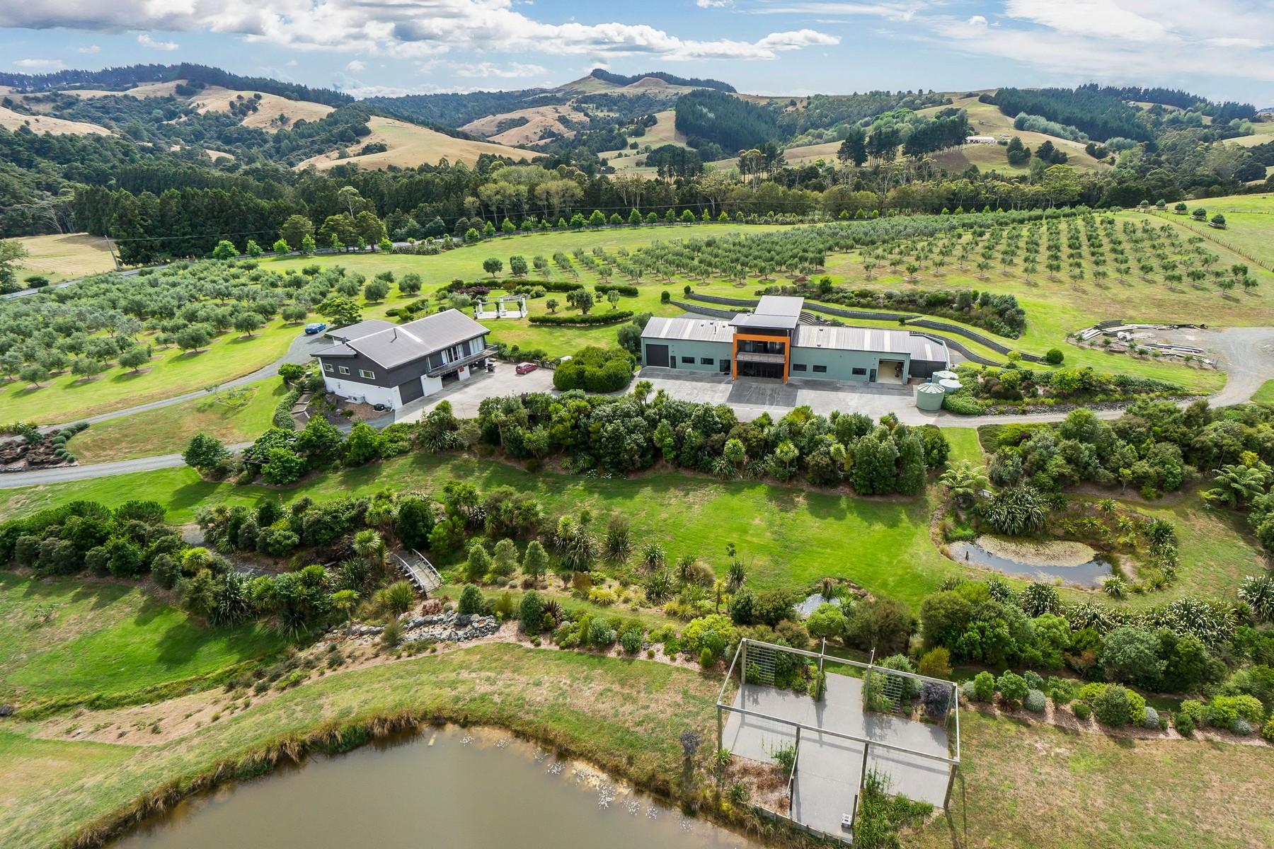 Casa Unifamiliar por un Venta en 788 Whangaripo Valley Road Auckland, Auckland Nueva Zelanda