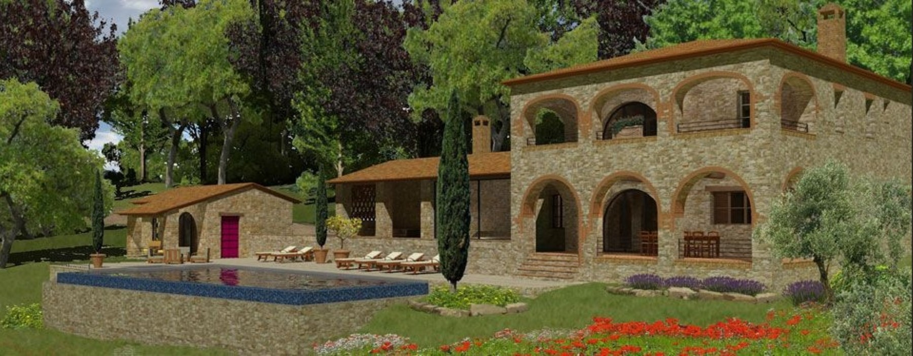 Single Family Home for Sale at Tuscany luxury lifestyle homes Casole D'Elsa Casole D Elsa, Siena 53031 Italy