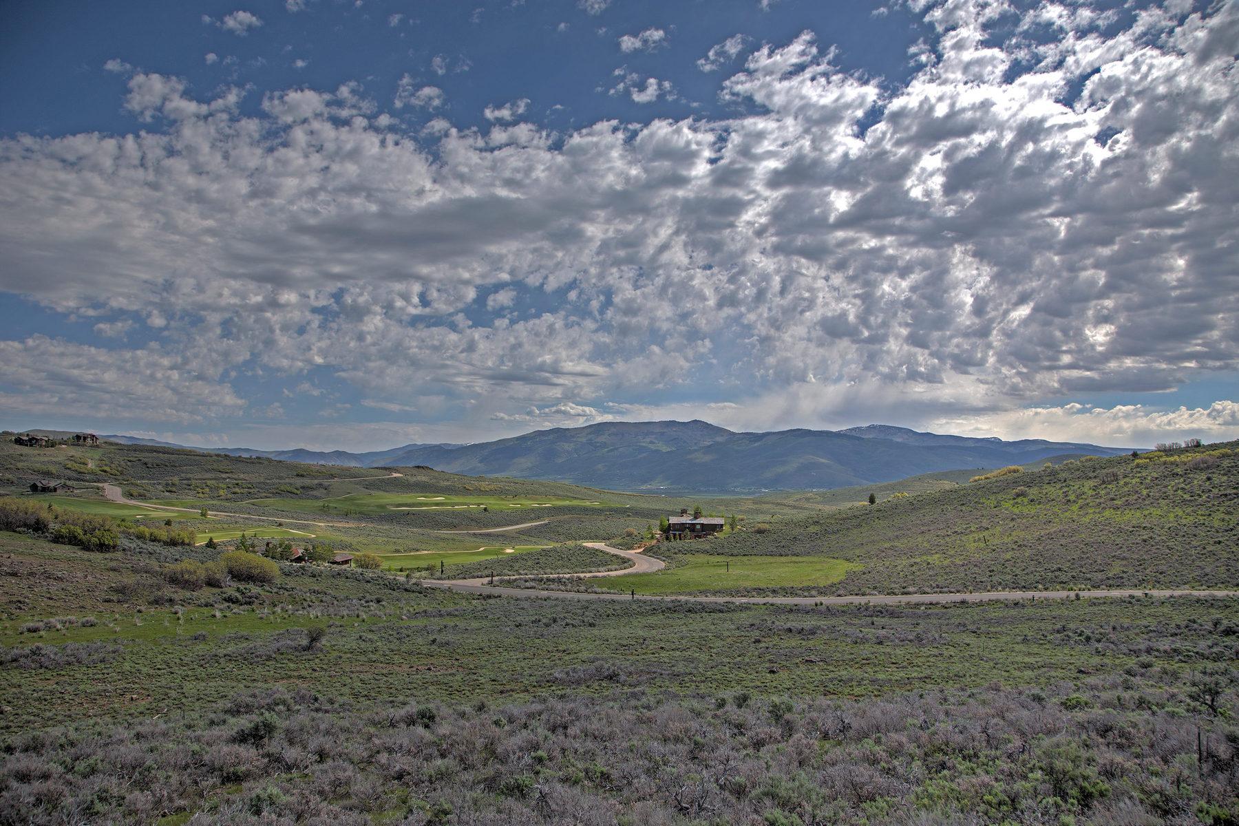 Terrain pour l Vente à Best Value in Tuhaye 9881 N Uinta Dr Heber City, Utah 84032 États-Unis