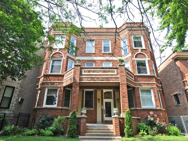 Condominium for Sale at Beautiful Condo in Graceland West 1430 W Cuyler Avenue Unit 1W Lakeview, Chicago, Illinois 60613 United States