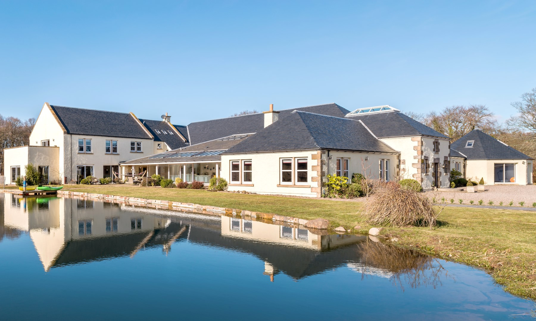 Single Family Home for Sale at Golfers Dream St Andrews Other Scotland, Scotland DD68RN United Kingdom