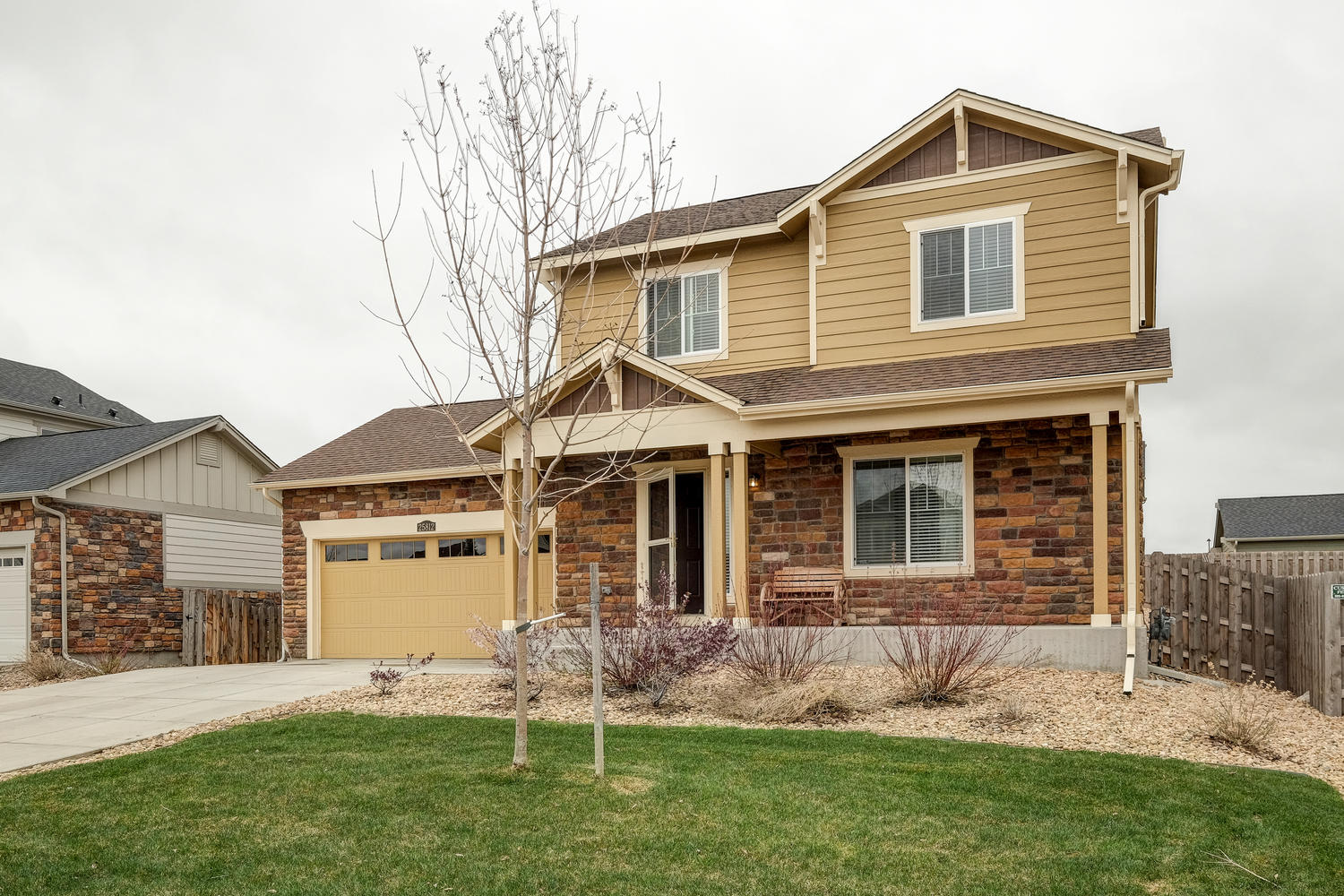 Single Family Home for Sale at Fall in love with this adorable Lennar Home 25812 E Cedar Pl Aurora, Colorado, 80018 United States