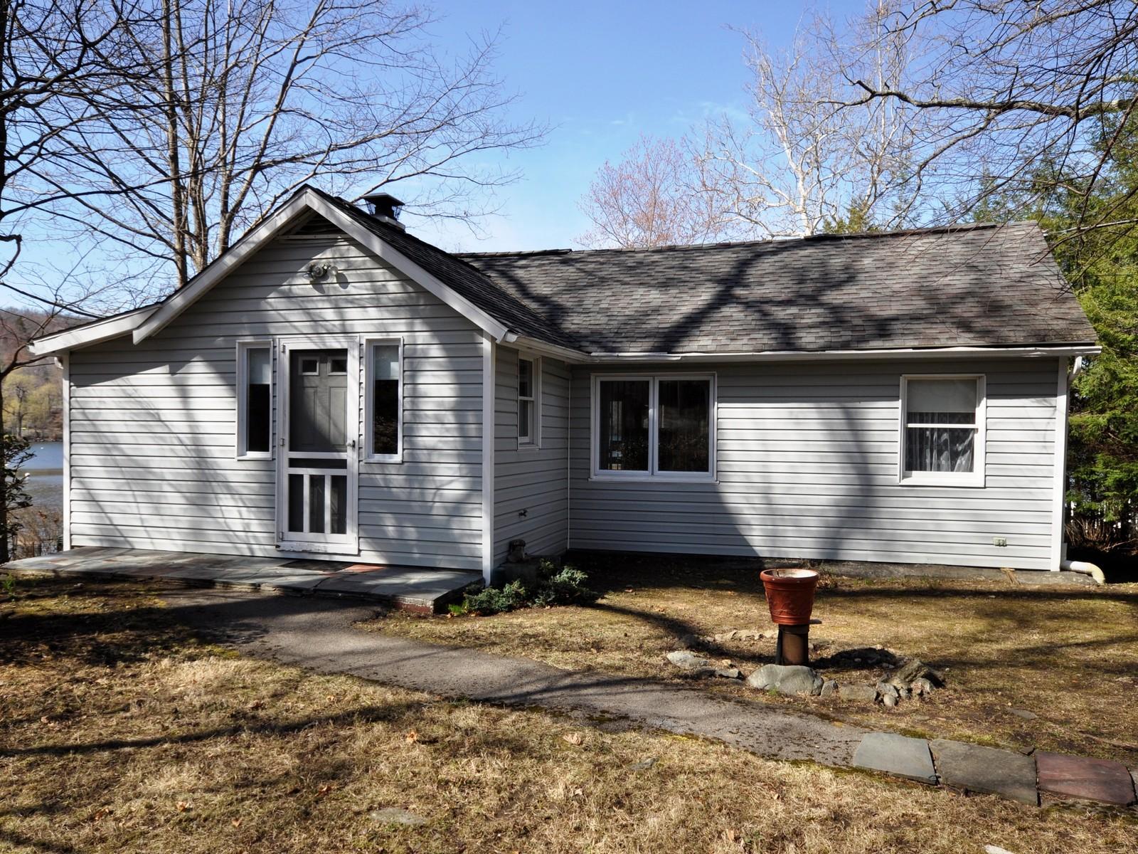 独户住宅 为 销售 在 Waterfront Property 47 Lee Ave Putnam Valley, 纽约州 10579 美国
