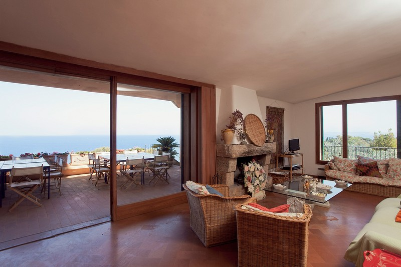 Additional photo for property listing at Esclusiva proprietà vista mare all'Argentario  Porto Santo Stefano, Grosseto 58019 Italia