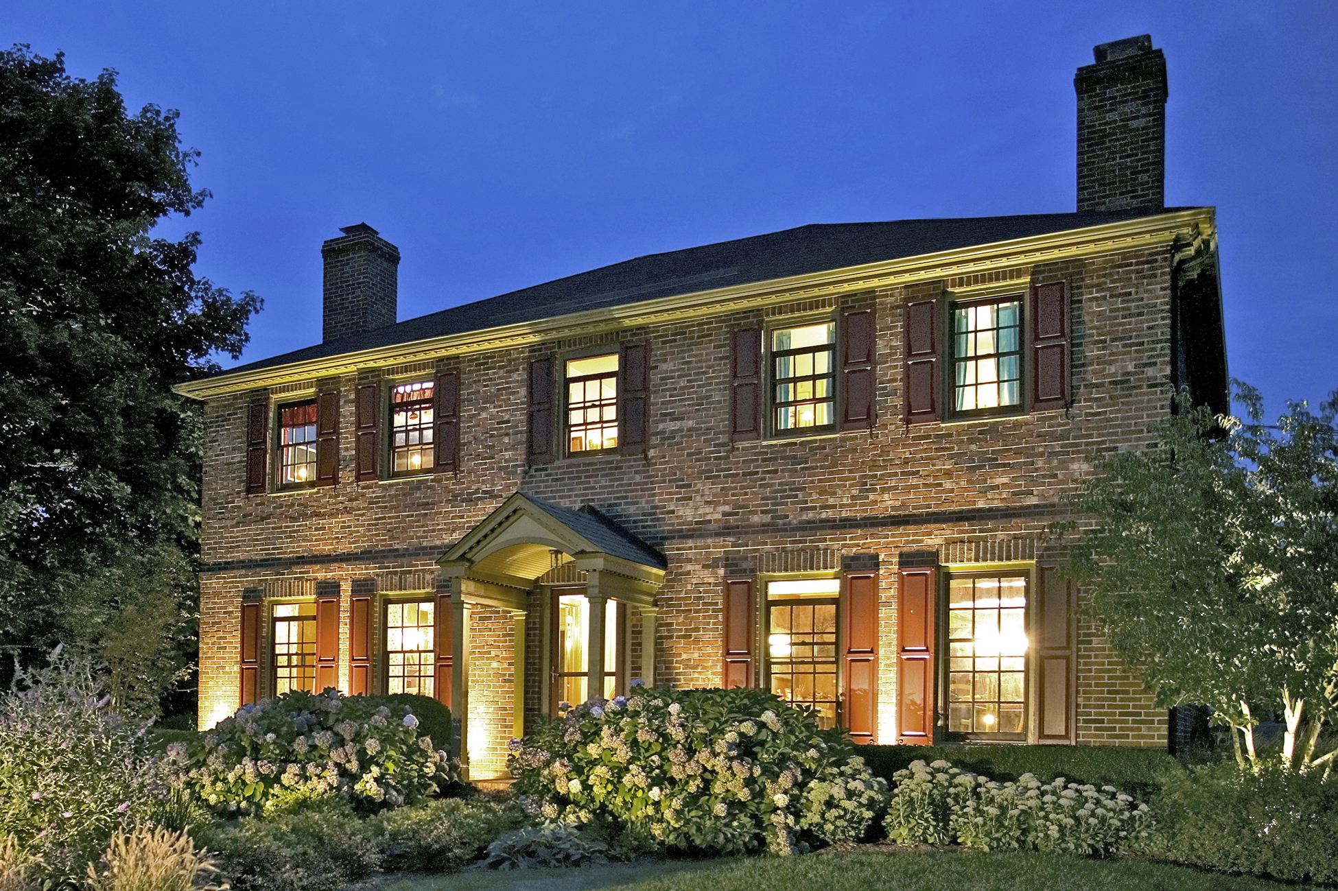 Property For Sale at A Colonial Reproduction On Glorious Grounds - Franklin Township