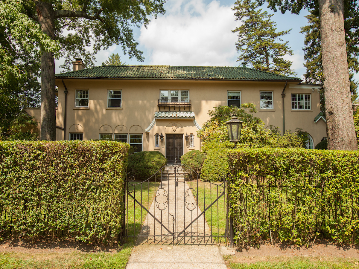 sales property at 1920s MEDITERRANEAN MASTERPIECE