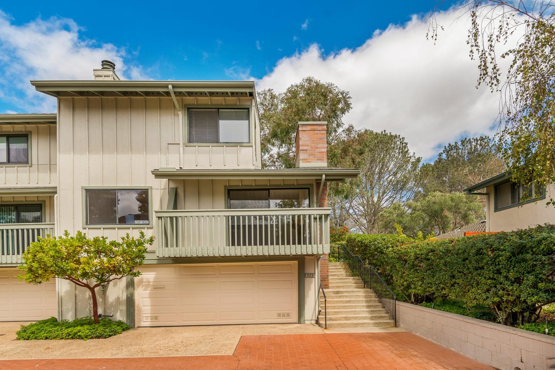 独户住宅 为 出租 在 8265 Via Mallorca 拉荷亚, 加利福尼亚州 92037 美国