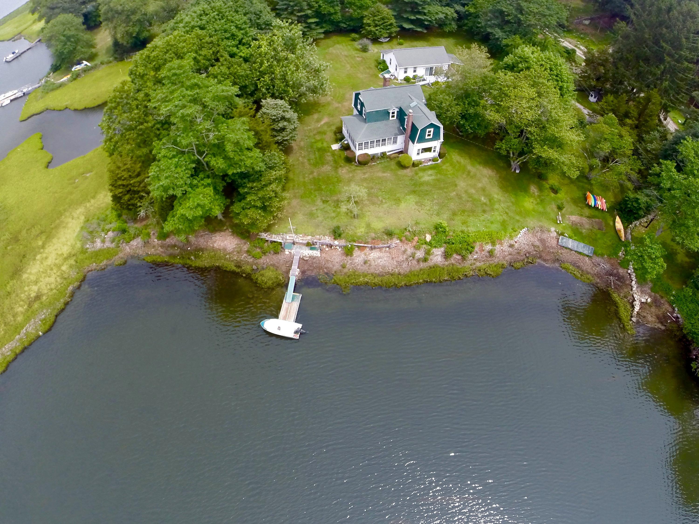 Einfamilienhaus für Verkauf beim Historic Waterfront Gem 61 Wilbur Road Stonington, Connecticut 06378 Vereinigte Staaten