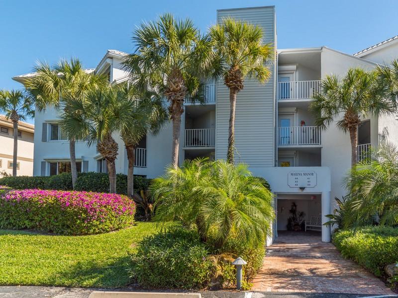 Maison unifamiliale pour l Vente à Boca Grande Club Marina Manor 39 5858 Gasparilla Rd - Unit 39 Boca Grande, Florida, 33921 États-Unis
