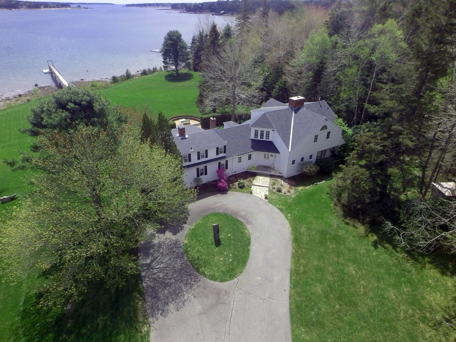 Other Residential for Sale at Invermeade 54 & 56 Fernald Point Road Southwest Harbor, Maine 04679 United States