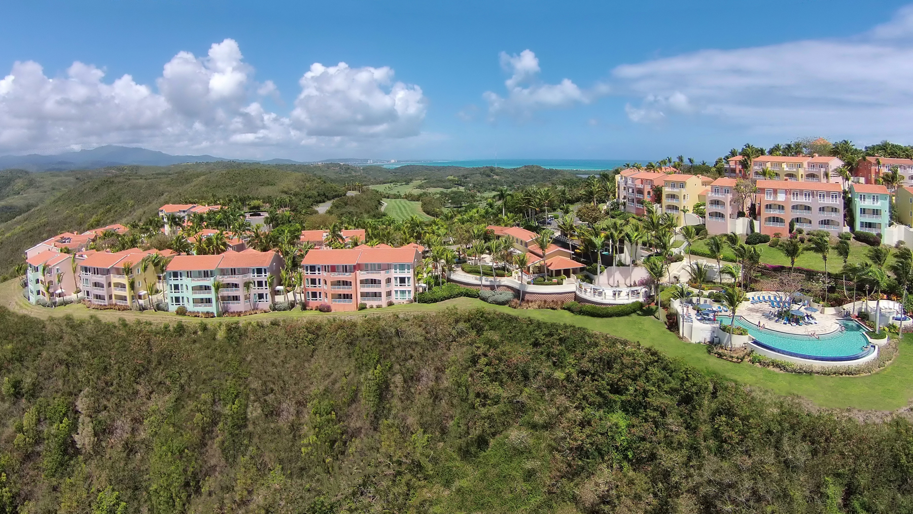 Additional photo for property listing at Waterfront Villa at A Waldorf Astoria Resort 1000 El Conquistador  Ave Las Casitas II Apt. 108 Fajardo, Puerto Rico 00738 Пуэрто-Рико